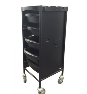Metal Top Fion Trolley
