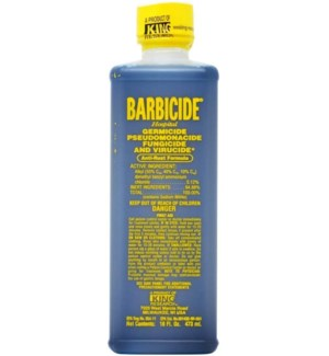 KING 500ml Barbicide 16oz
