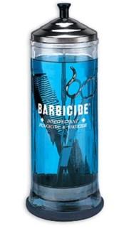 Barbicide Jars
