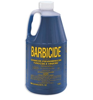 KING 1/2G Barbicide 64oz 56410C
