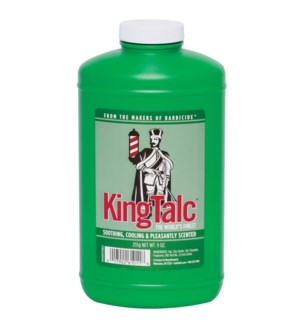 NEW KING Talc Powder