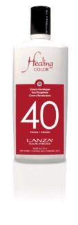 Litre 40 Volume Cream Developer  LNZ