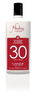 Litre 30 Volume Cream Developer  LNZ