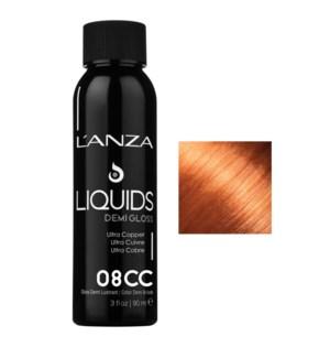 90ml 8CC DEMI GLOSS Ultra Copper LNZ