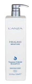 Litre LNZ Healing Moisture Tamanu Cream Shampoo