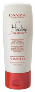 50ml LNZ Healing ColorCare Color-Preserving Shampoo