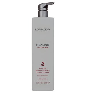 Litre LNZ Healing Colorcare Silver Brightening Conditioner