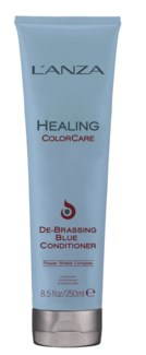 250ml LNZ Healing ColorCare De-Brassing Blue Conditioner