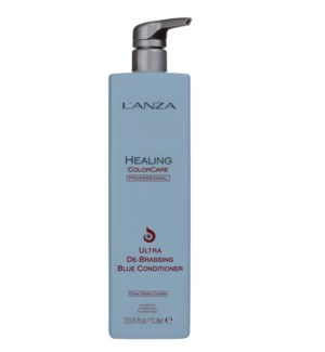 @ Litre LNZ Healing ColorCare Ultra De Brassing Blue Condition