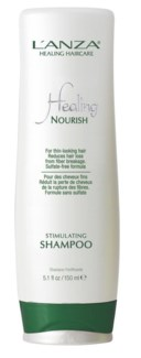 * 150ml LNZ Nourish Stimulating Shampoo