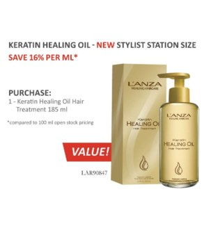 185ml LNZ KHO Hair Treatment 22006