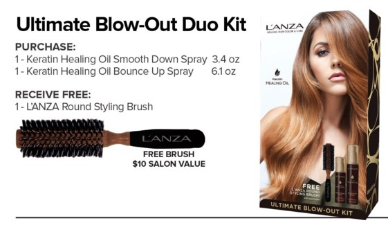 LNZ Ultimate Blow Out Duo Kit MA19