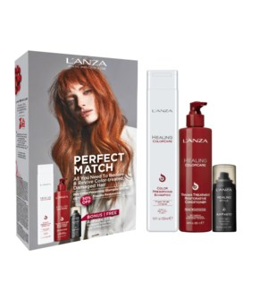 @ LNZ Colorcare Perfect Match Kit JF2021 91215
