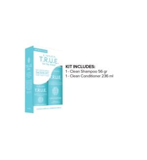 LNZ T.R.U.E Clean Shamp + Cond Kit SO2021 TRUE