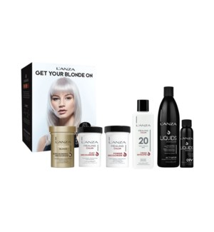 CANCELLED LNZ Decolorizer Collection Try Me Kit SO19