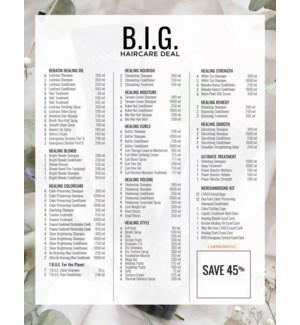! LNZ B.I.G Haircare Deal 2021