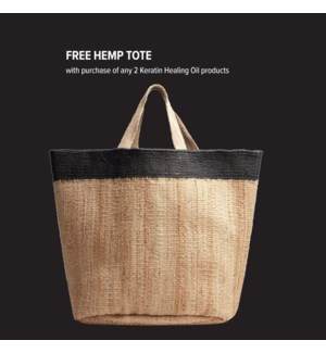 ! FREE LNZ HEMP TOTE BUY 2 KHO Products SO2020