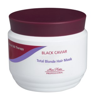 MP Blonde 500ml Mask Black Caviar Hair Mask 500ml DIRECT SHIP