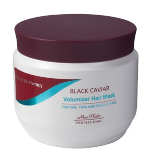 MP Fine Thin 500ml Black Caviar Mask 500ml DIRECT SHIP