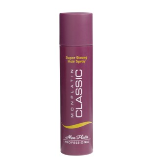 MP 250ml Classic Super Strong Hair Spray 250ml DIRECT SHIP