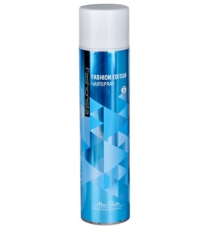 MP Fashionista 600ml Fashion Edition Hairspray 600ml DIRECT SHIP