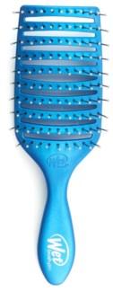 * MKW Epic Quick Dry Detangler Brush BLUE