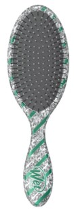 MKW Glamour Green Silver Wet Brush HD18