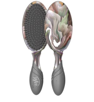 WB Grey Organic Swirl Wet Brush BWP830OORGAG