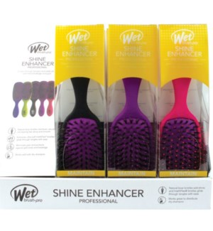 MKW 9pc Shine Enhance Original Brush