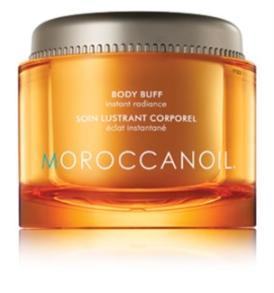180ml Moroccanoil Body Buff Fleur Orange