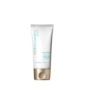 NOT AVAIL UNTIL 2022  75ml Moroccanoil Hand Cream ORIGINAL ND2021