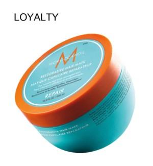 % 500ml MOR Restorativ Hair Mask LOYAL