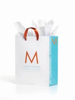 MOR Oil Small Boutique Paper Bag
