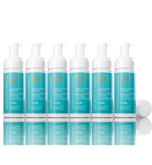 CASE 6 x 150ml Mor Curl Control Mousse