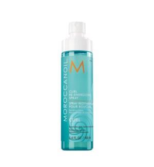 * 160ml MOR Curl Re Energizing Spray 5.4oz