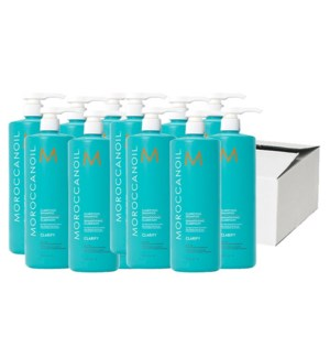 CASE 12 x Ltr MOR Clarifying Shampoo 32oz