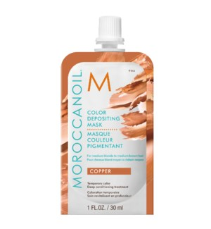 # 30ml MOR COLOR DEPOSITING MASK - COPPER
