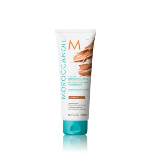 #  200ml MOR COLOR DEPOSITING MASK - COPPER CR48