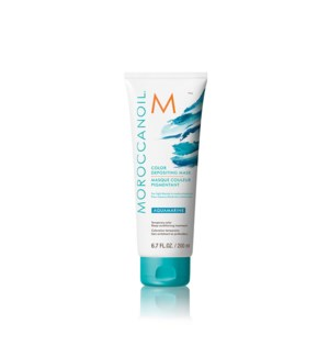200ml MOR COLOR DEPOSITING MASK - AQUAMARINE