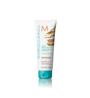 200ml MOR COLOR DEPOSITING MASK - CHAMPAGNE
