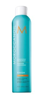 330ml MOR Luminous Strong Finish Hair 10