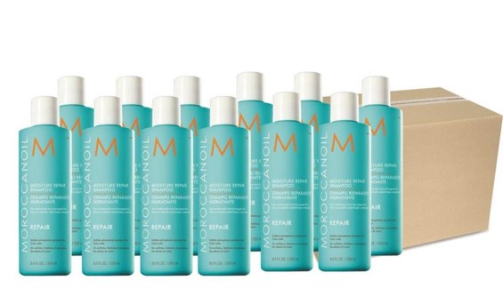 CASE 12 x 250ml MOR Moist Shampoo