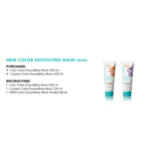 # MOR COLOR DEPOSITING MASK  INTRO JF2021 LILAC & COPPER