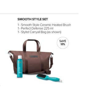 MOR Smooth Style Bag Deal MA2020 - SMOOTH STYLE HEATED BRUSH
