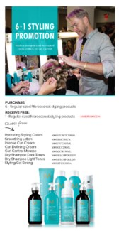 ! MOR 6+1 Styling Products