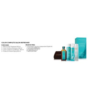 * MOR COLOR COMPLETE SALON REFRESHER SO18