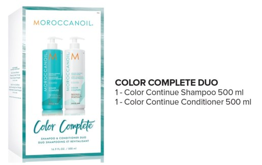 MOR 500ml Color Continue Duo JF19