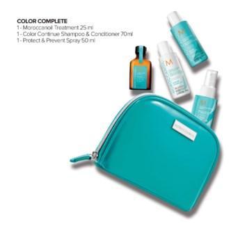 MOR Color Continue Travel Kit MA19