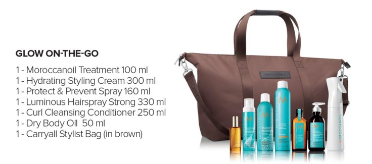 MOR Glow On The Go Bag Kit MA19