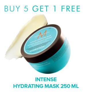 ! 5+1 250ml MOR Intense Hydrating Mask 8.5oz MA2021